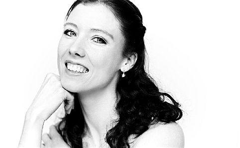 Heidi Zolker. Photo courtesy of Singapore Dance Theatre.