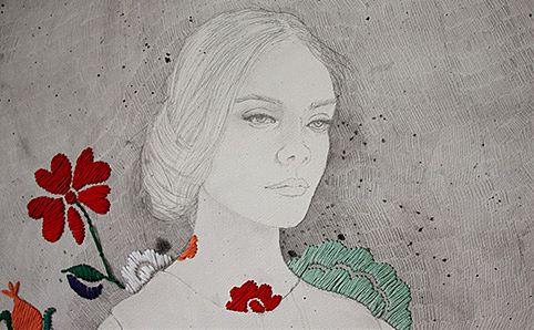 'The Loom in our Bones 7' by Izziyana Suhaimi.
