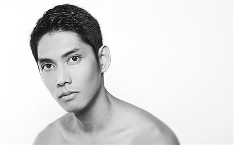 Nazer Salgado. Photo courtesy of Singapore Dance Theatre.