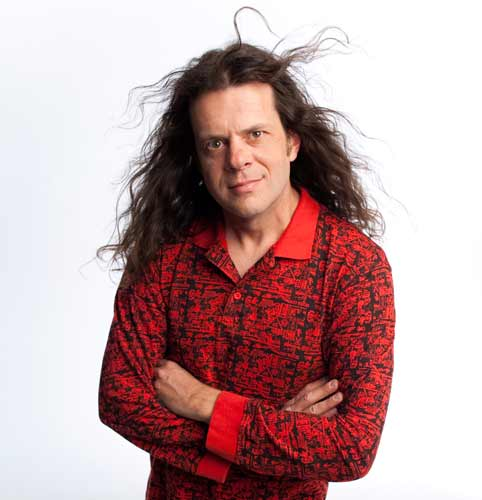 The hilarious Australia-based American comedian, Tommy Dean.