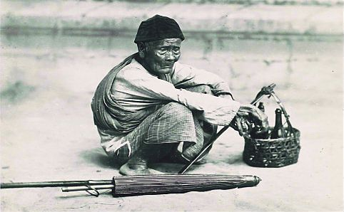 An old Malay medicine man. Image Courtesy of the Singapore National Museum, National Heritage Board.