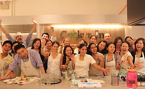 Happy faces at Cookyn Inc. Image courtesy of Cookyn Inc.