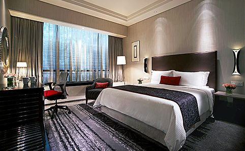 Carlton City Hotel. Image courtesy of Carlton Hotels.