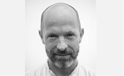 Irish director and choreographer, Michael Keegan-Dolan. Image courtesy of Esplanade Theatres.