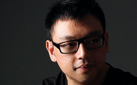 Local artist Ho Tzu Nyen