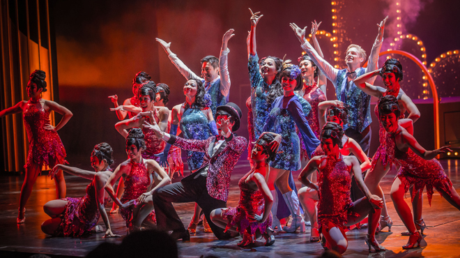 Dream Academy and Resorts World Theatre's 'Great World Cabaret'