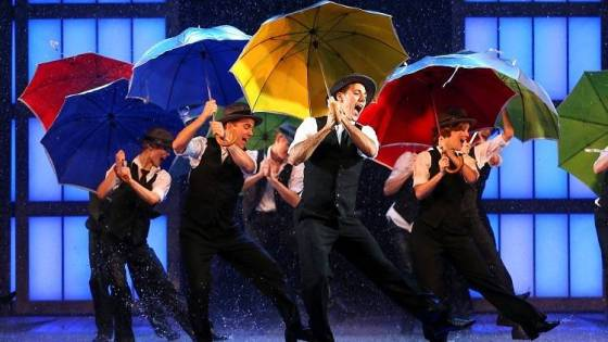 Singin in the Rain - Hagen Hopkins