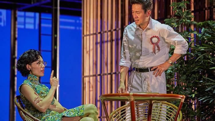 The LKY Musical - Watson Lau